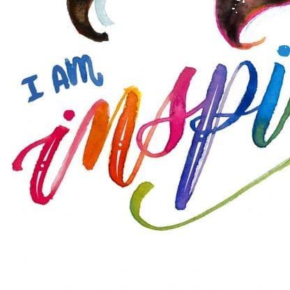 I am inspiring